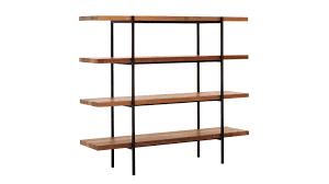reclaimed teak shelf by eq3 at five elements furniture
