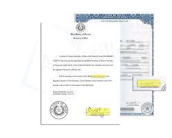Authorization Letter Birth Certificate texas apostille apostille service by apostille net