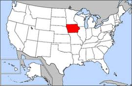 map us iowa iowa simple the free encyclopedia