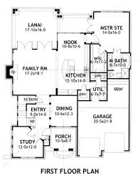 traditional style house plan 3 beds 2 50 baths 2143 sq ft plan