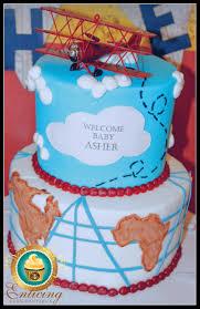 airplane baby shower airplane baby shower cake cakecentral