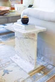 solid marble coffee table 16 perfect white marble side tables we really want marble block