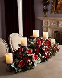 christmas candle centerpiece ideas cool christmas candles decoration ideas family net