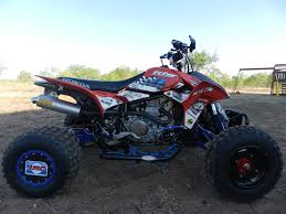 which quad deserves to be the october quad of the month honda