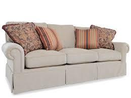 Camelback Leather Sofa by Furniture Camelback Loveseat Henredon Henredon Sofa