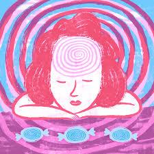 james o u0027brien illustration hypnotic effect