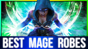skyrim best mage build armor at level 1 archmage robes location