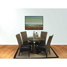 Beach Dining Room Beach Dining Chairs Set 6 Stanley Faux Bamboo Cane Back Dining