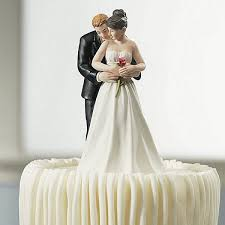 and groom wedding cake toppers single and groom figurine cake topper