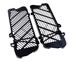 gen 3 radiator guards for ktm by bullet proof designs