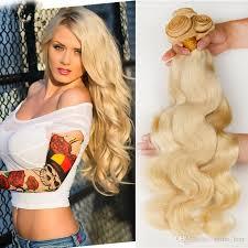 russian hair cheap 613 russian human hair wefts wave 9a russian