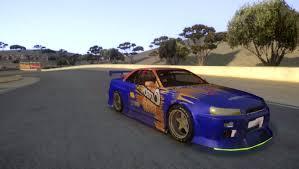 nissan gtr drift car gta gaming archive
