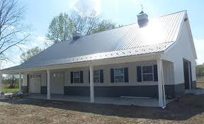 Building A Pole Barn Home Building Styles U003e Pole Barns U003e Bernard Daniels Lumber U0026 Home Center