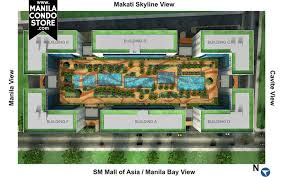 mall of asia floor plan smdc sea residences