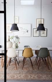 Best  Eames Chairs Ideas On Pinterest Eames Home Deco And - Table and chairs for living room