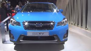 subaru xv interior 2017 subaru xv 1 6i premium bvm5 2017 exterior and interior youtube