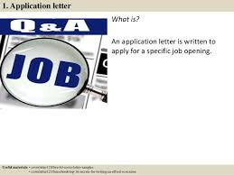 application letter sample medical technologist how to write a