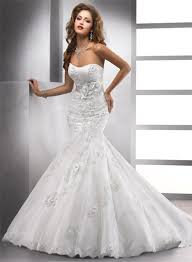 mermaid trumpet wedding dress trumpet mermaid sweetheart beaded lace wedding dress with flowers