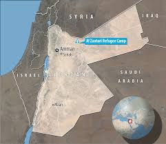 Jordan World Map by King Abdullah Says Jordan Is At U0027boiling Point U0027 With Number Of
