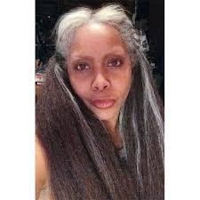 real hair erykah gets real tweets pic of gray hair essence
