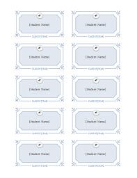 graduation name cards graduation name cards formal design color 10 per page office