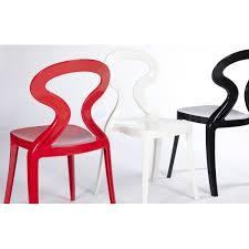 chaise de cuisine chaise de cuisine noir ou blanc par gaber