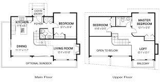 modern house floor plan simple modern house plans brucall