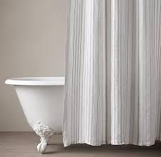 Linen Curtains With Grommets Merry Beige Linen Curtains Cotton Linen Shower Curtain Collection