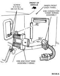 1995 ford f 150 tfi wiring diagram wiring diagrams