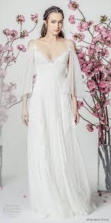 cold shoulder wedding dress marchesa notte 2018 wedding dresses wedding inspirasi