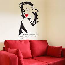 marilyn monroe wall decor ideas design ideas and decor