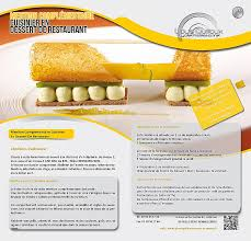 stage de cuisine fiche de poste chef de cuisine inspirational mccdr high definition