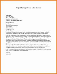 Sample It Manager Cover Letter by 10 It Project Manager Cover Letter Sample Ledger Paper