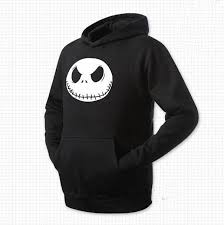 pumpkin king pullover hoodie for the nightmare before