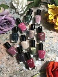 zoya sophisticates for fall 2017 u2013 swatches and review beautyjudy