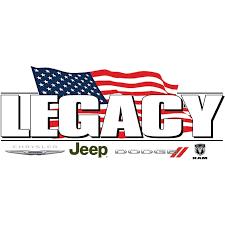 jeep dodge chrysler ram legacy chrysler jeep dodge ram in island city or 541 962 7