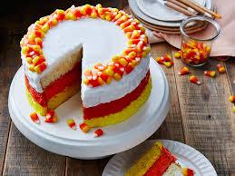 Halloween Cake Recipe Candy Corn Cake Recipe Southern Living