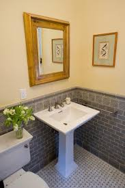 Half Bathroom Remodel by Pleasing Half Bath Remodel Home Renovations With Traditional