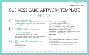 Business Card With Bleed Premium Business Cards U2013 Earnest Print