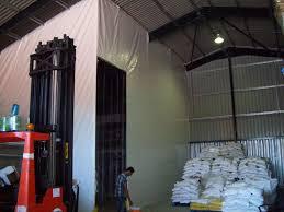 strip curtains industrial strip doors surrey sussex kent