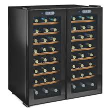 chambrer wine cooler dual zone wine refrigerators coolers wine enthusiast