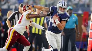 thanksgiving cowboys game cowboys knock off redskins in exciting nfc east battle si com