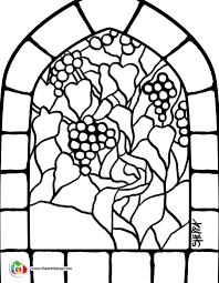 traceable for the art sherpa stained glass grape vines for youtube