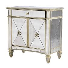 small 2 door cabinet venetian mirrored two door cabinet by out there interiors