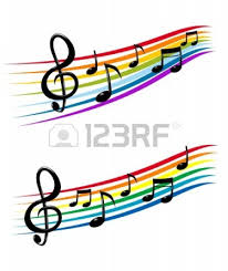music notes on staff clipart clipart panda free clipart images