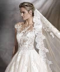 robe de mari e pronovias pronovias ofelia couture bridal miami brudekjoler