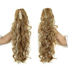 Long Synthetic Hair Extensions by 20