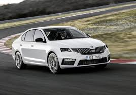 2018 skoda octavia rs now on sale rs 245 coming in november