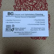 Upholstery Cleaning Nj Bg Carpet And Upholstery Cleaning Carpet Cleaning 315