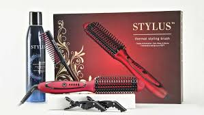 stylus thermal styling brush video luxurious hair fhi brands unveils the stylus holiday set